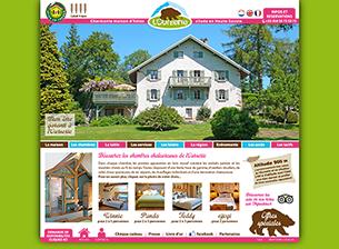 Maison d'hôtes Visiter le site