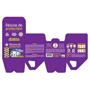 Gamme de packagings bricolage & décoration
